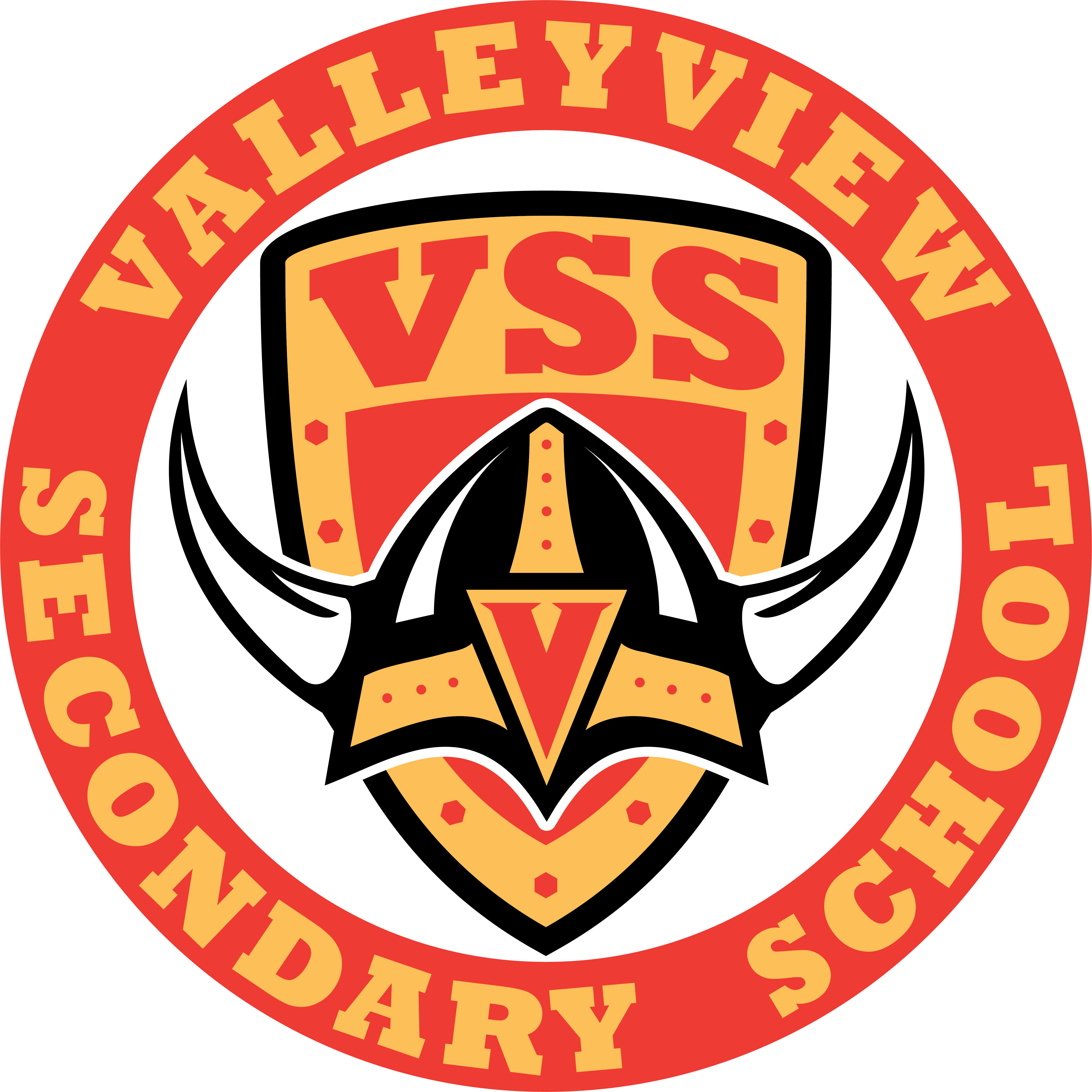 School District 73 School Logo